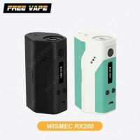 Genuine WISMEC 200W WISMEC Reuleaux 200W With EVOLV DNA200