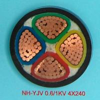 Quality Power Cable  NH-YJV 0.6/1KV 4 240 for sale