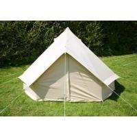 Quality Canvas waterproof family tent for sale