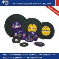Quality Grinding And Cutting Disc 9'' Cut-off Disc For Aluminum With 80M/S for sale