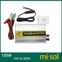 AU socket 150W Power inverter DC 12V to AC Adapter car charger laptop USB power supply