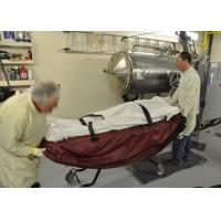 Quality Dissolvable heavy-duty body bags for Bio funeral for sale