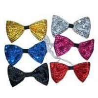 Quality Hot sale colorful Fancy Party sequin bow for sale