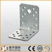 Quality 2.0mm Thickness Isosceles Reinforced Angle Bracket for sale