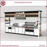 Quality outdoor mobile stainless steel hot dog carts for sale for sale