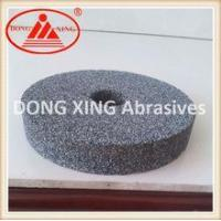 Quality China Ceramic Black Silicon Carbide Grinding Wheel for sale