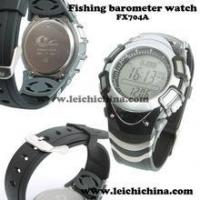 Quality NEW product Waterproof Digital Fishing barometer watch for sale