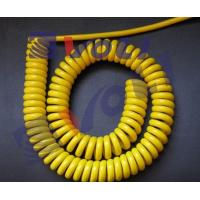 Best Power yellow spiral cable wholesale