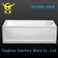 Quality TB-B035 Acrylic Bathtub With ABS Panel,High Quality Bathtub From China for sale