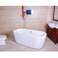Quality Cheap portable bathtub with CE and ISO9001:2008 certificates,freestanding bathtub for adult for sale
