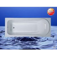 Quality hot sell acrylic material insert white bathtub for sale