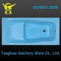 Quality Cheap acrylic bathtub for bathroom design,small bathroom bathtub from China factory for sale
