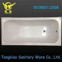 Quality Acrylic transparent bathtub,deep size bath tub,acrylic garden pool for sale