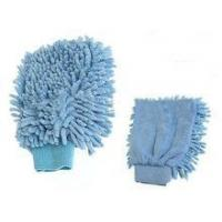 Quality Chenille Car Cleaning Glove Microfiber Glove Towel for sale