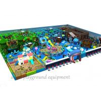 Quality Pirate Ship playground equipment Model:B1602 for sale