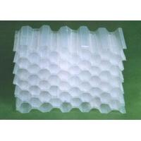 Quality Yixing Xushui Environmental Protection Equipment Co., Ltd. Honeycomb inclined tube packing for sale