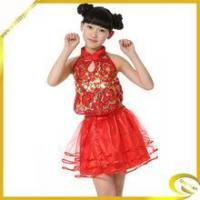 Quality beautiful girls stage performance dance costume for children's wholesale for sale