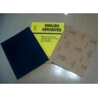 Quality Waterproof Abrasive Paper ATLAS Wet sanding type abrasive Paper for auto for sale