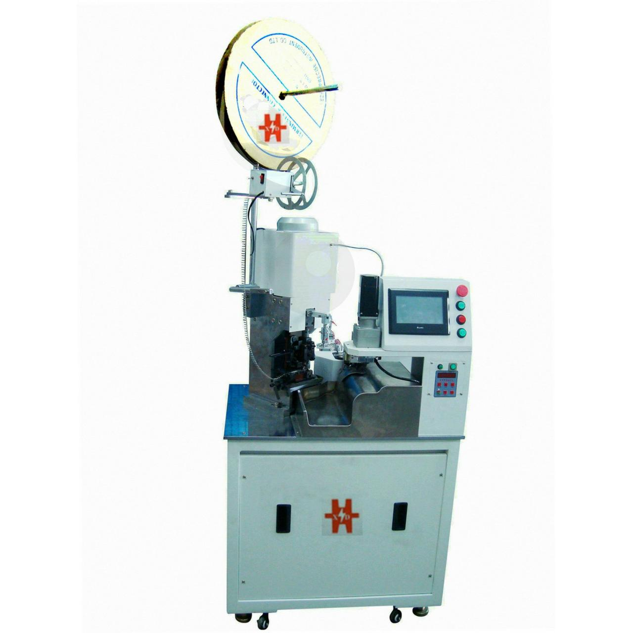 Quality High speed automatic terminal crimping machine (Dan Duan) for sale