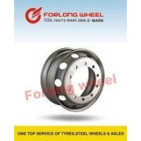 Quality 6.50-20 forklift spare parts wheel for sale