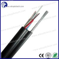Quality GYFTC8Y Outdoor Non-armored Aerial Fiber Cable for sale