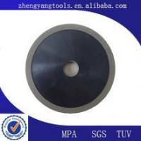 Quality sharpening carbide tools -snagging grinding wheel - resin bond rubber cutting wheel for sale
