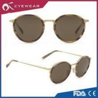 Quality Cool Retro Fashion Metal Round Frame Sunglass Vintage for sale
