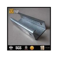 Quality Galvanized C beam steel C channel for sale