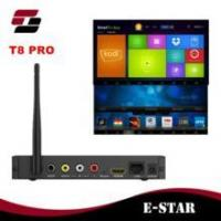 Quality wholesale android smart tv set top box wifi smart stream tv box for sale