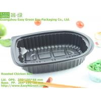 Quality Roaster Chicken Box (Microwaveable, Anti-Fog) for sale