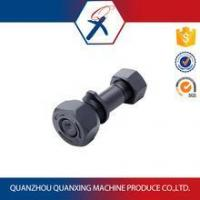 China 10.9 Truck Black Wheel Hub Bolts and Nuts on sale