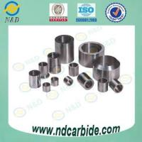 Tungsten Carbide Cylindrical Bushing for Mechanical Parts
