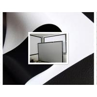 Quality 300D white projector screen fabric for sale