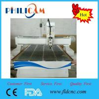 China high precision Jinan Lifan PHILICAM 1325 cnc wood carving machine for sale