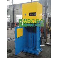 Quality Recycling machine Hydraulic Marine / Household Trash Compactor Item:09 for sale