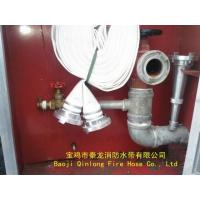 Quality fire hose fire hose for fire-fighting box for sale