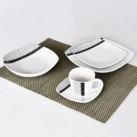 Quality 16pcs dinnerware/dinnerware set with decal/ceramic dinnerware for sale