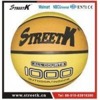 Quality Ball Rubber Basketball/Classical Basketball/Good Design for sale