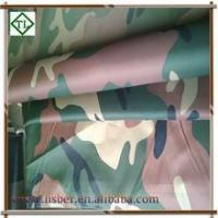 Quality Windproof Waterproof Printed 190T Polyester Taffeta for tent fabric for sale