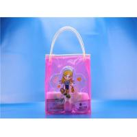 Quality Zip lock makeup clear pvc bag for sale