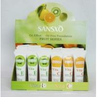 30ml Sansxo Vitamin-E Makeup Foundation