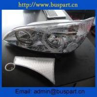 Quality Bus Lamp Yutong Bus ZK6129 front light Bus Head Lamp with high quality for sale