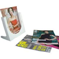 Quality commodity shelf Products  Magazine Organizer with one layer for sale