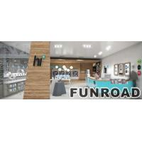 Quality Electronics Display Products LED lighted mobile phone and accessory retail store designs for sale