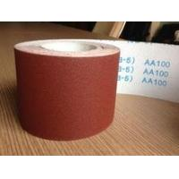 Buy cheap High quality aluminum oxide abrasive cloth roll from wholesalers