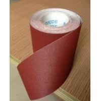 Buy cheap aluminum oxide flexible abrasive cloth roll JA113 /JB-5/TJ113 from wholesalers