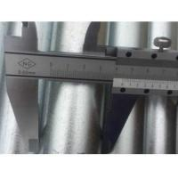 Quality 45mm Galvanized Tube Pipe From Steel Tube Factory for sale