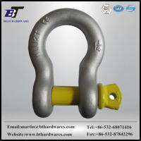 SHACKLE HDG US type forged bow shackle