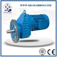Buy cheap R series helical gearbox RXF series single helical gear reducer from wholesalers