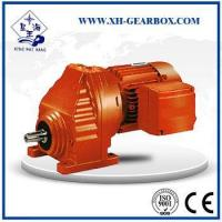 Buy cheap R series helical gearbox RX series single helical gear reducer from wholesalers